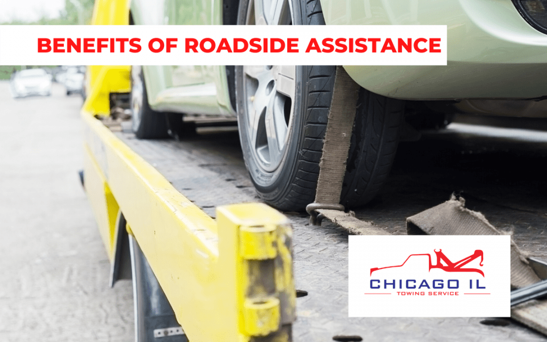 Benefits of Roadside Assistance