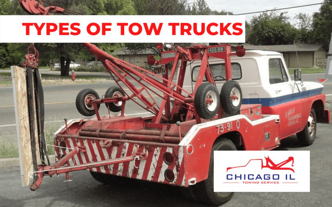 3 Types of Tow Truck